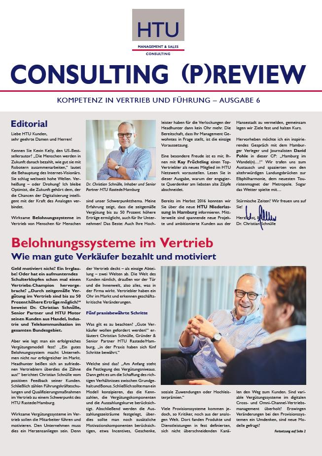 Consulting Preview 6
